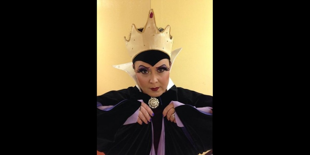 Project: Evil Queen Crown And Head Piece