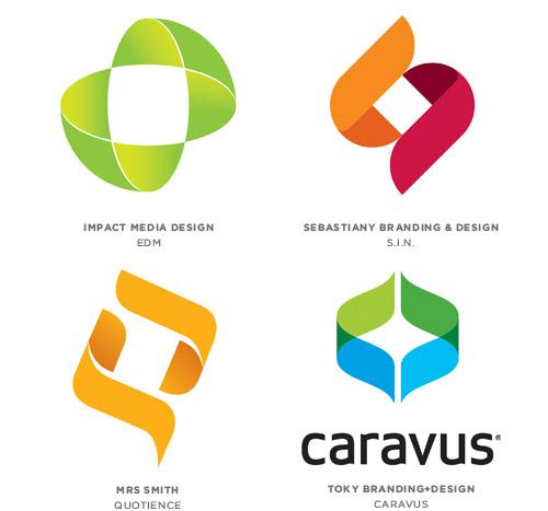 Bracketing Logo Design Trends & Inspiration