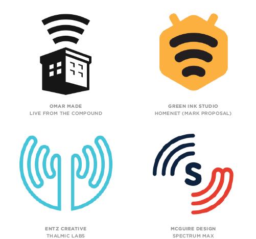 Waves Logo Design Trend