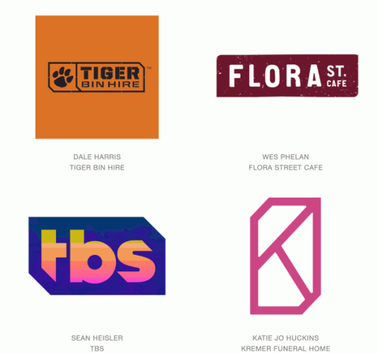 Dog Eared Logo Trend