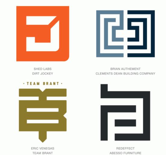 Letterblock Logo Trend