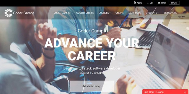 Coder-Camps-Free-HTML-CSS