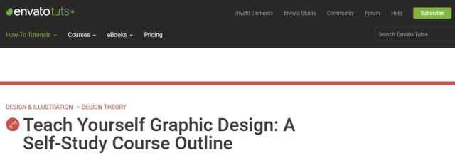 learn graphic designs