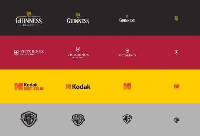 Responsive Logo Variations