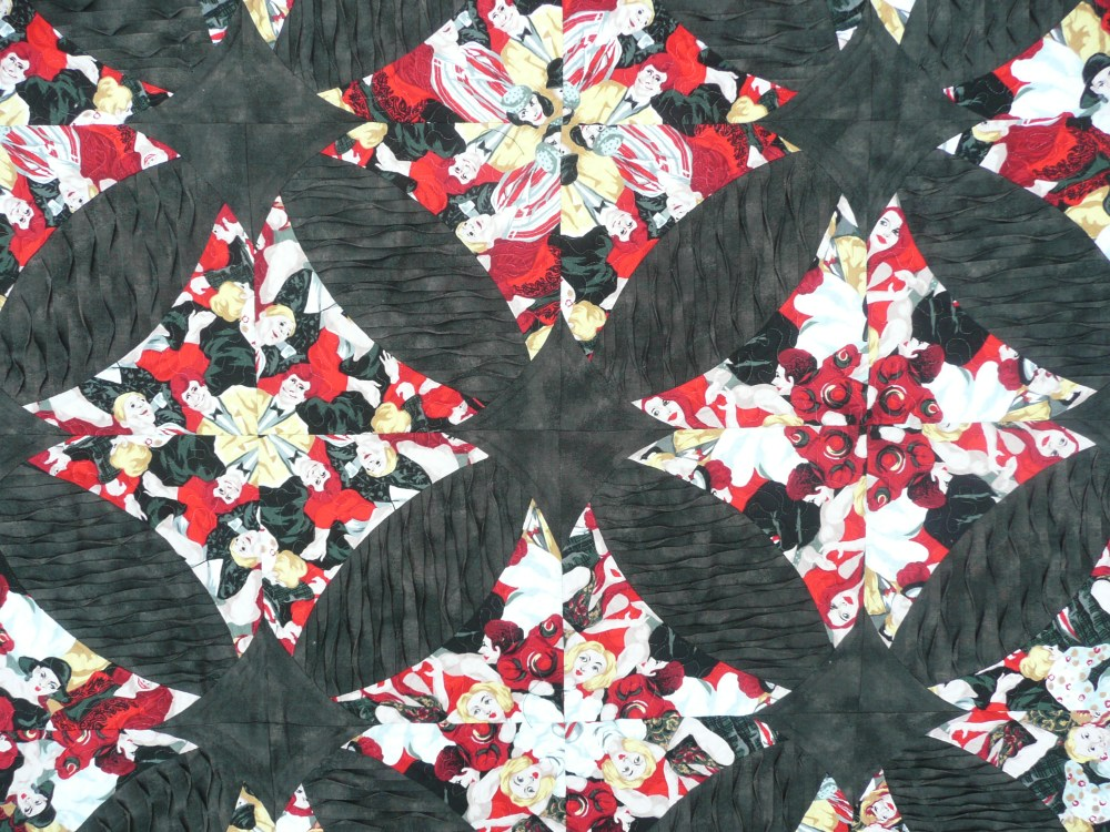 Mariya Waters, Australian Quilter Supreme and My Classes for Australasian Quilt Convention (3/3)