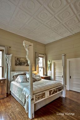 Panelled ceiling - available in many designs