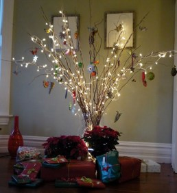Adding LEDs always adds that festive feel