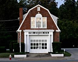 Fire Station turned Showroom
