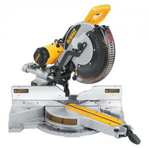 Electronic mitre saw