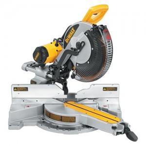 Electronic mitre saw