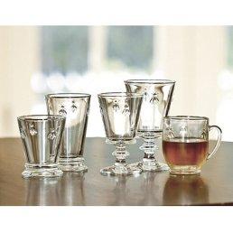 Napoleonic glassware