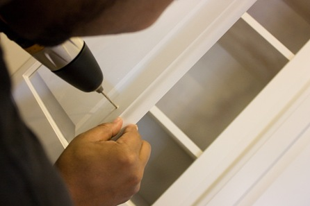 How to Paint your Kitchen Cabinets-11
