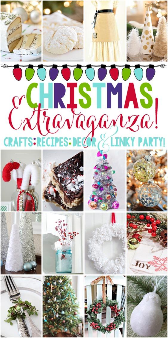 Christmas Extravaganza Collage