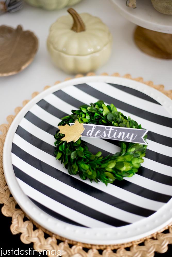 Elegant Thanksgiving Tables-4
