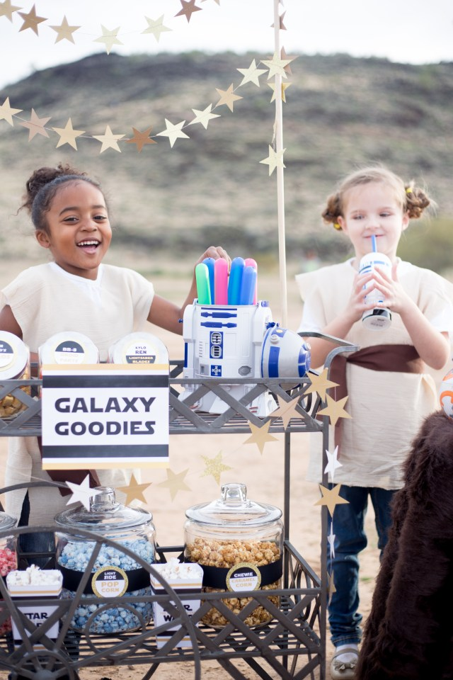 The Force Awakens Birthday Party_-36