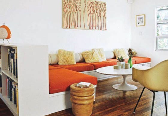 Small Living Room Décor Ideas: Create The Illusion Of