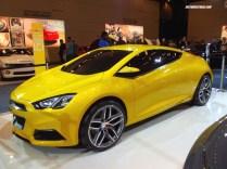 2012 Chevrolet 140S Concept
