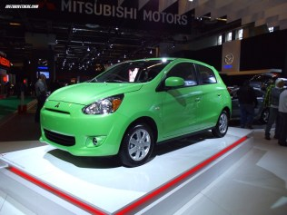 Mitsubishi that must not be named (Mirage)