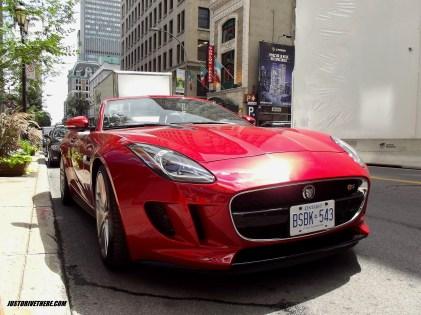 Jaguar F-Type V8S