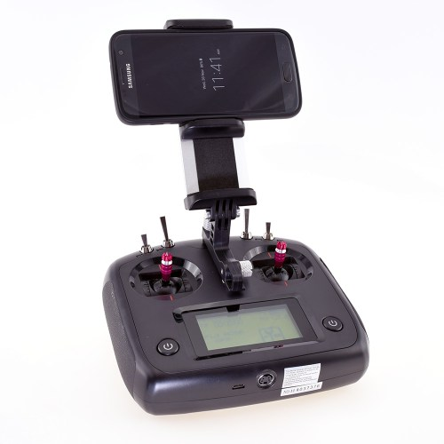 FlySky FS i6S 2.4GHz 10Ch AFHDS Transmitter - with Phone
