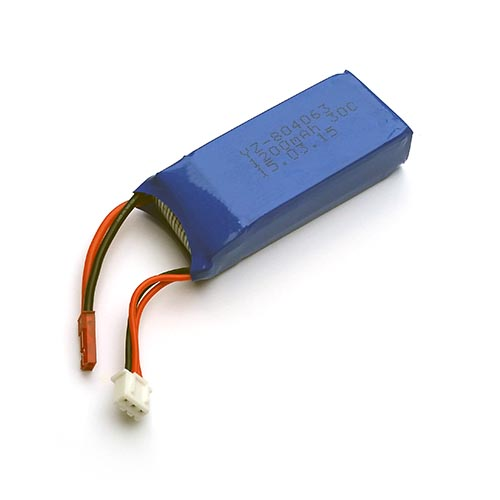 7.4V 1200mAh Li-Po Battery for Sky Vampire Quadcopter