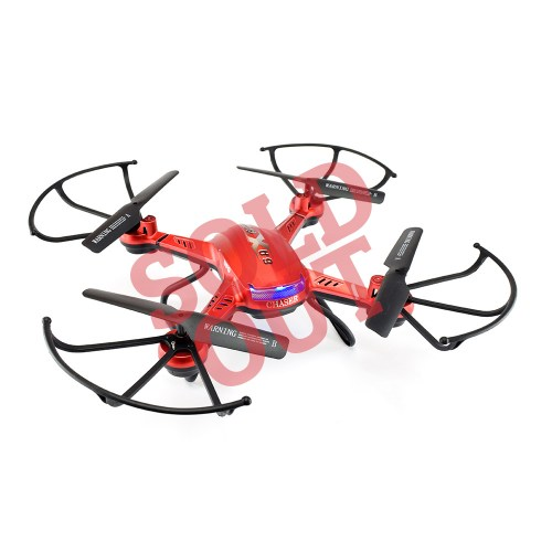 F181 Chaser Quadcopter with VGA Camera