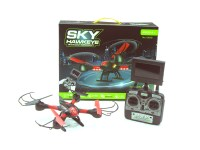 Sky Hawkeye FPV Quadcopter with Controller and Box
