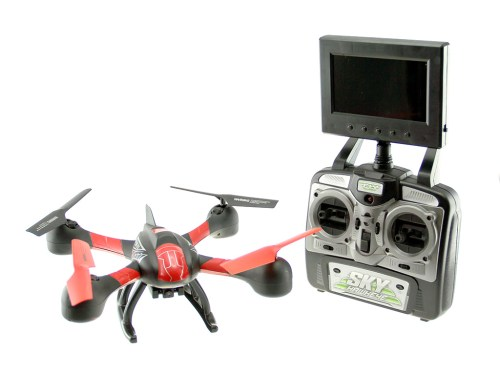 Sky Hawkeye FPV Quadcopter with Controller