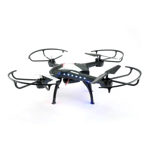 Scout A8 Quadcopter with VGA Camera - Side View