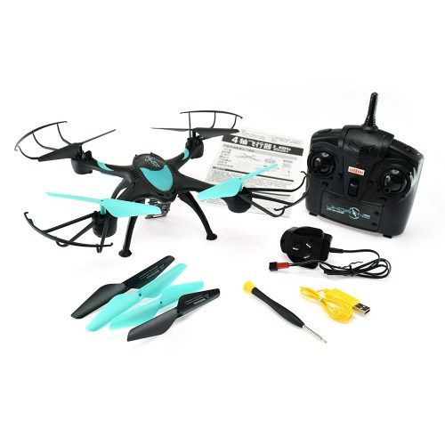 FLY-60 Quadcopter - In The Box