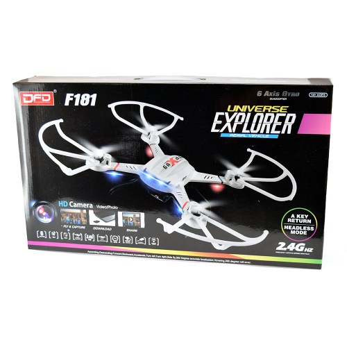 F181 Chaser Quadcopter - Box