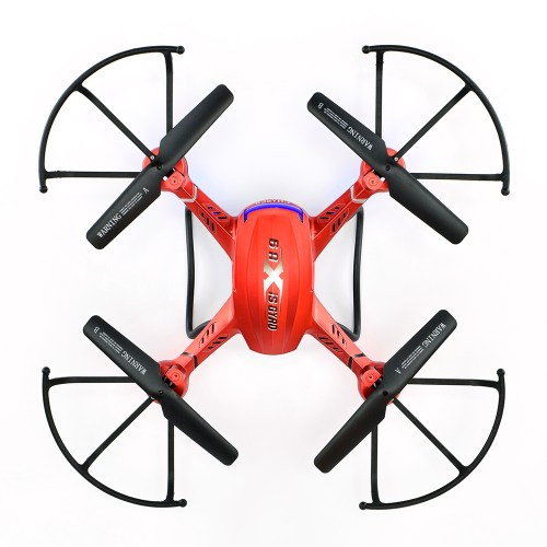 F181 Chaser Quadcopter - Top View