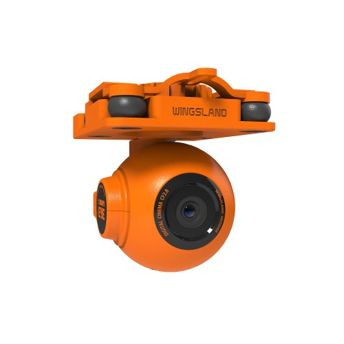 Wingsland Scarlet Minivet 1080p HD Camera and 3D Gimbal