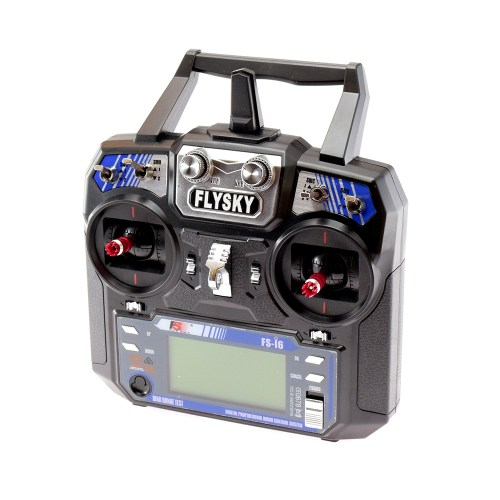 FlySky 6 Channel 2.4GHz Radio Controller