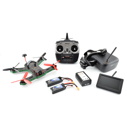 F250 5.8GHz FPV Racing Drone Complete Kit