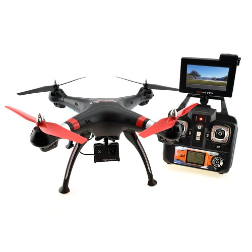 Aviator 5.8GHz FPV Quadcopter with Controller