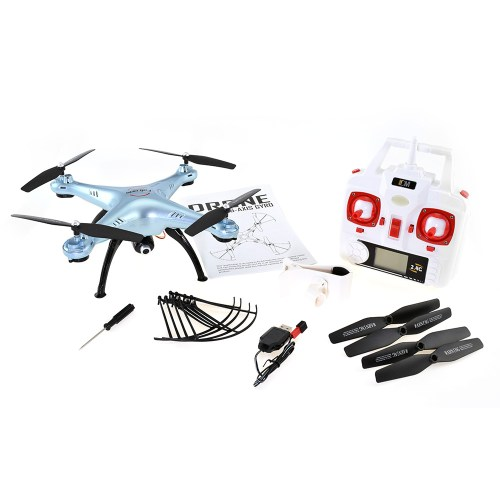DM006 Falcons Wi-Fi FPV Quadcopter - In the Box