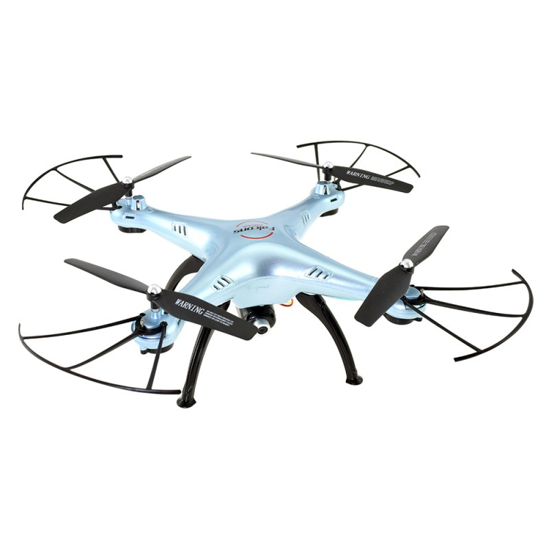 DM006 Falcons Wi-Fi FPV Quadcopter with Prop Guards