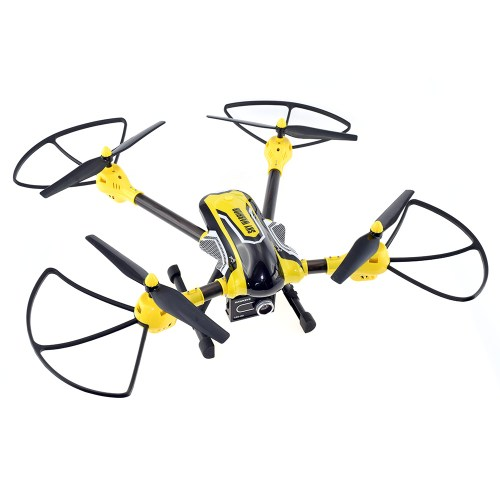 K70 Sky Warrior Wi-Fi FPV Quadcopter with Prop Guards