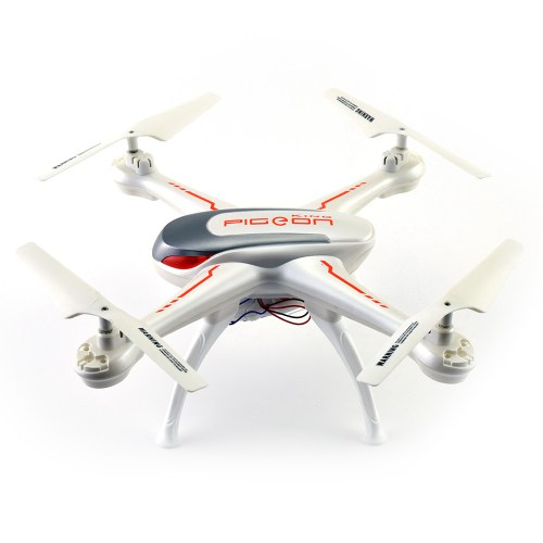 Pigeon King Quadcopter Side View