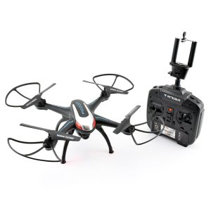 Pigeon King Quadcopter with-Controller and Prop Guards in Black