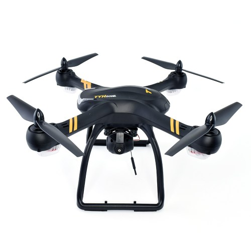 T1 720p HD Wi-Fi FPV Quadcopter Side View