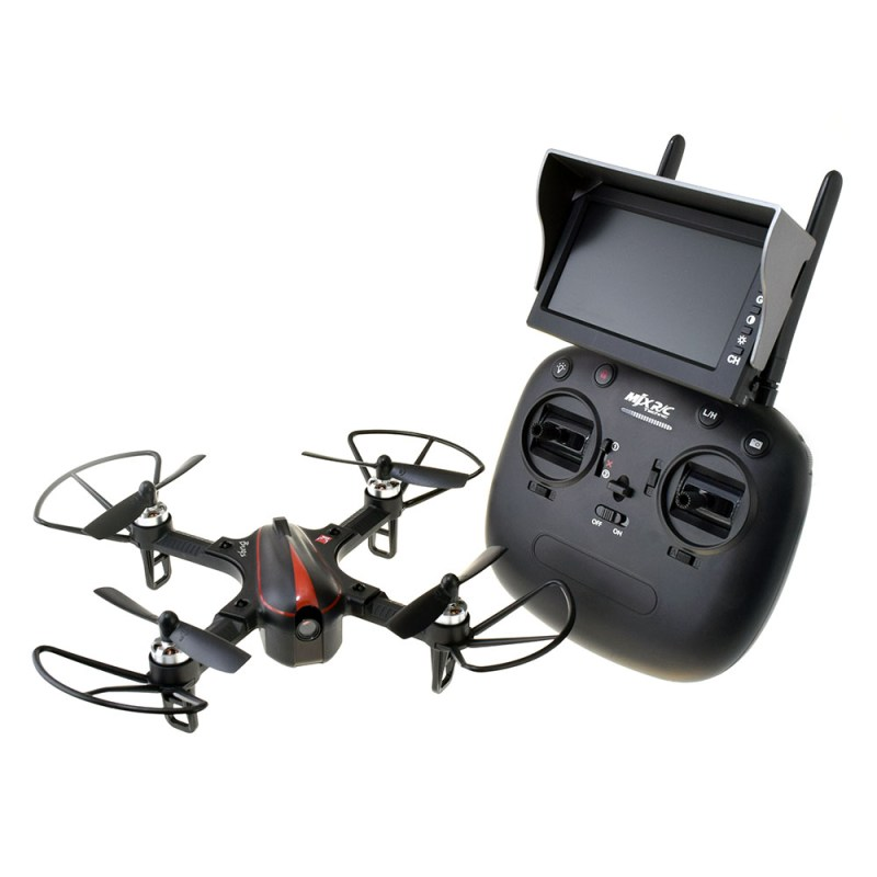 MJX Bugs 3 Mini Quadcopter with FPV and Controller