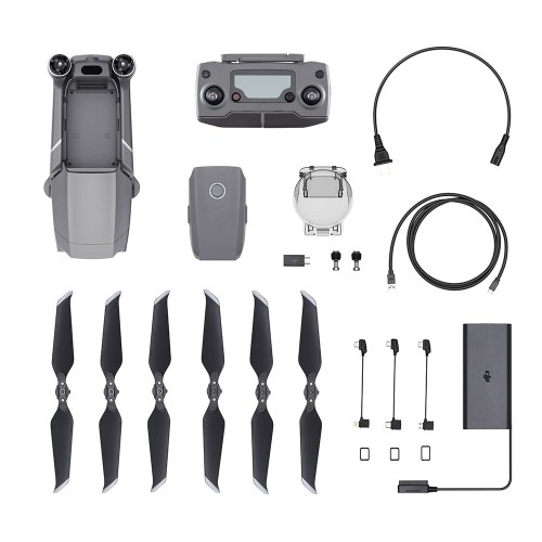 DJI Mavic 2 - In The Box
