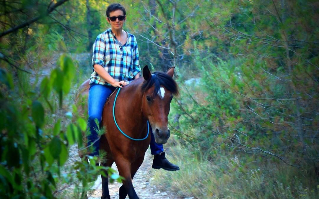 Sens ton cheval …