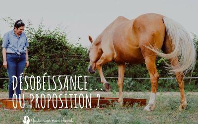 Désobéissance ou proposition, comme faire le tri ?
