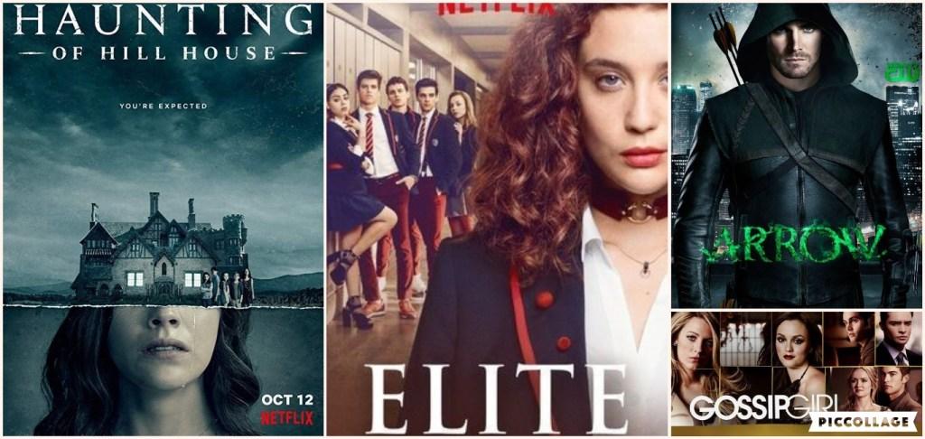 Mes séries Netflix du moment #2