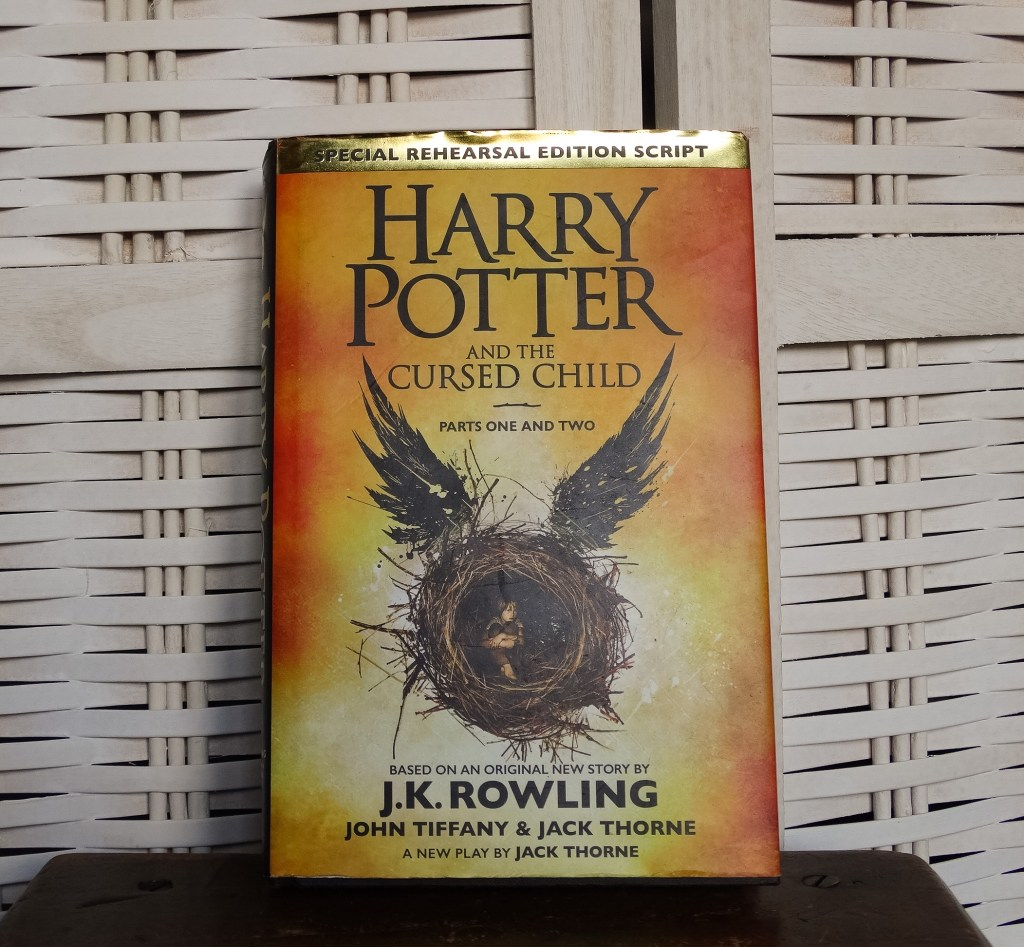 Lecture du moment 2 : Harry Potter and The cursed Child.