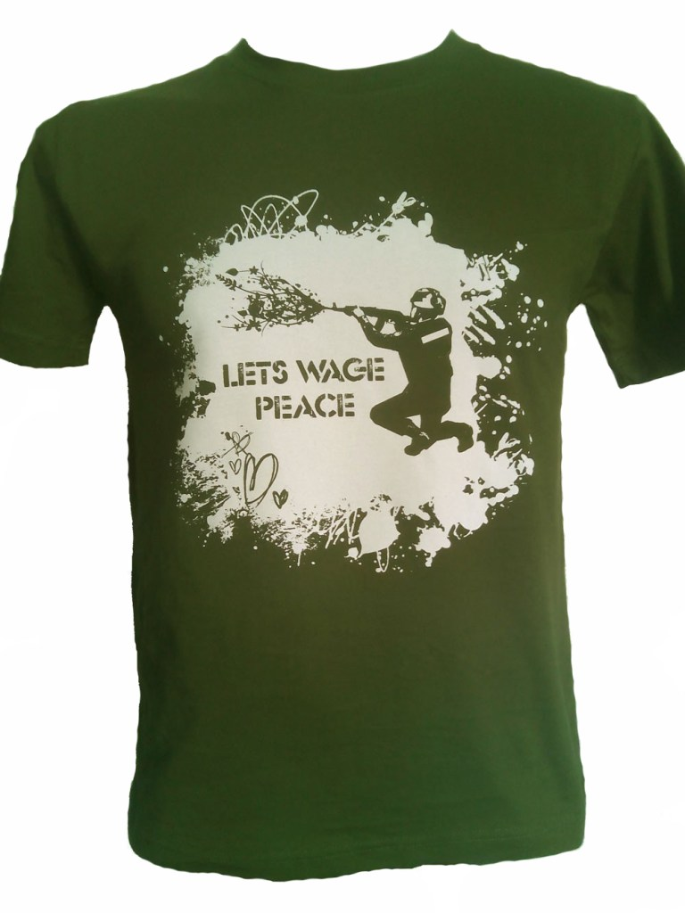 Let's Wage Peace