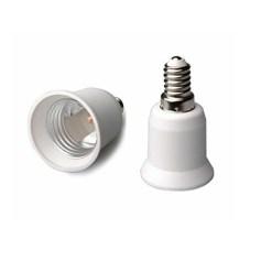 E14 to E27 Light Bulb Converter